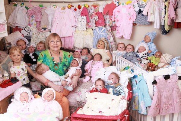 英國婦女為養22個「娃」,耗花45000英鎊