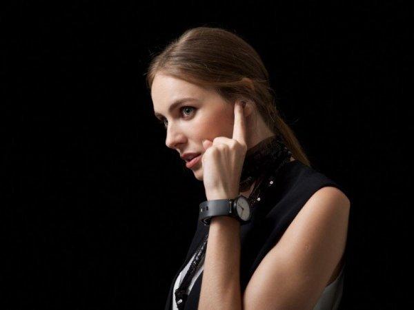 新智能手錶:用手指聽電話